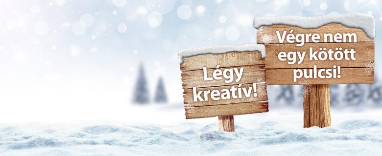 Karácsonyig kemény mínuszok várnak!