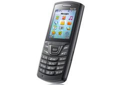 Samsung E2152 (Dual SIM) kártyafüggetlen mobiltelefon